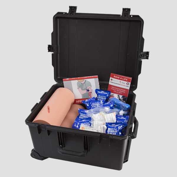 Bleeding Control Training Kit