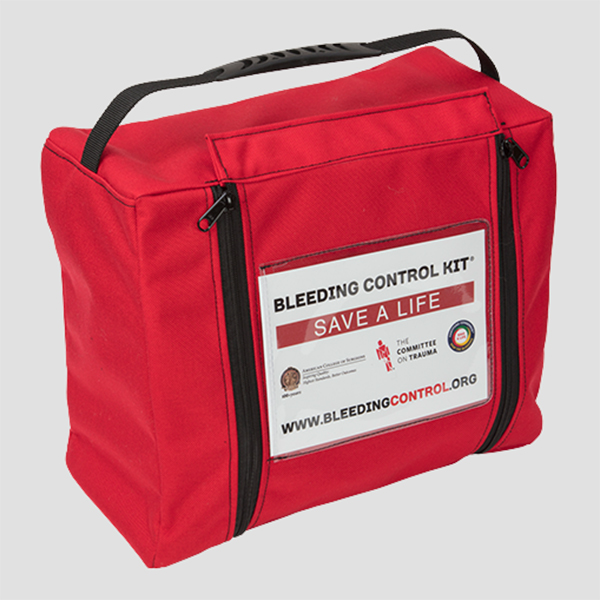 Bleeding Control Portable Kit